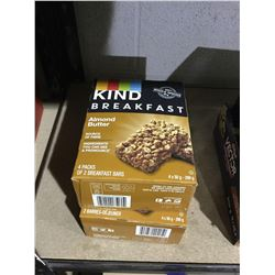 Kind Almond Butter Breakfast Bars (200g) Lot of 2