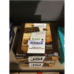 Kashi Joi Dark Chocolate Espresso Nut Bars (660g) Lot of 2