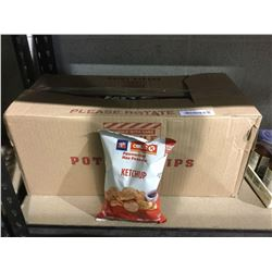 Case of Circle K Ketchup Chips (12 x 66g)