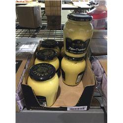 Maille Dijon Mustard (6 x 800mL)