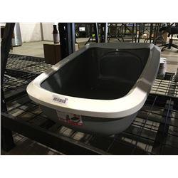 Aseo Jumbo Extra Large Litter Tray (67.5 x 48.5 x 28cm)