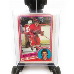 1984-85 Steve Yzerman Detroit Redwings Rookie Card