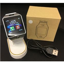 New Smart Watch With Touch Screen / Camera & Much More