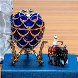 1900 Pine Cone Royal Russian Egg