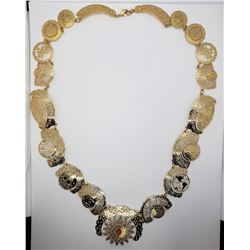 WILD BRYDE SOLAR SYSTEM GOLD PLATED