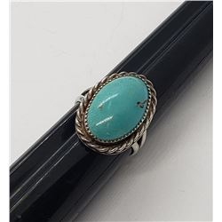 STERLING SOUTHWEST STYLE RING