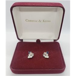CAMROSE & KROSS JBK PIERCED EARRINGS