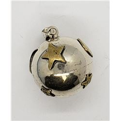 MEXICO TM-25 STERLING BALL/BELL