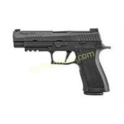 "SIG P320XF 9MM 4.7"" 17RD BLK"