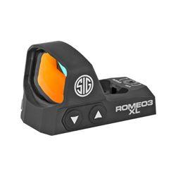 SIG ROMEO3 XL REFLEX SIGHT 6MOA BLK