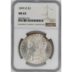 1899-O NGC MS63 MORGAN SILVER DOLLAR