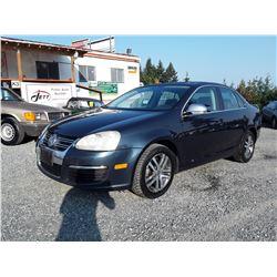 C4 --  2006 VW JETTA TDI , Blue , 246825  KM's