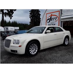 "A9 --  2006 CHRYSLER 300 TOURING , Yellow , 159358  KM's ""NO RESERVE"""