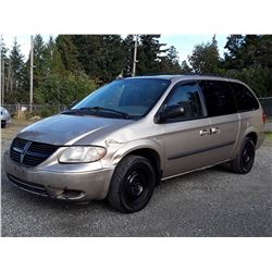 A9 --  2003 DODGE GRAND CARAVAN SPORT , Brown , 295138  KM's