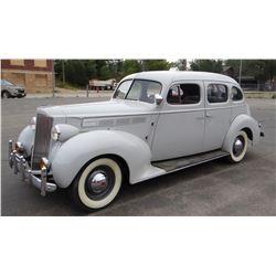 1938 Packard 4D Deluxe Sedan