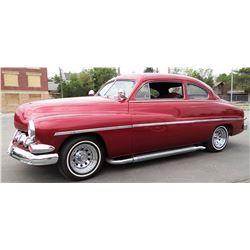 1949 Mercury 2D Coupe