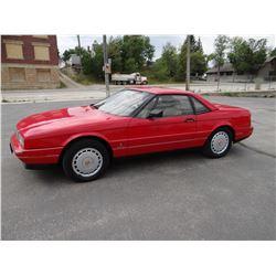 1989 Cadillac Allante 2D Coupe