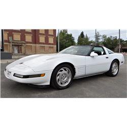 1993 Chevrolet Corvette 2D Coupe