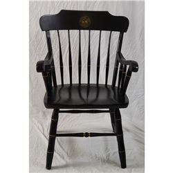 MICHIGAN STATE UNIVERSITY CAPTAINS CHAIR