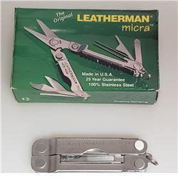 Leatherman Micro Multitool