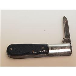 Barlow Sabre Pocket Knife