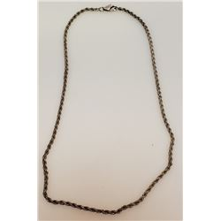 .925 Rope Necklace