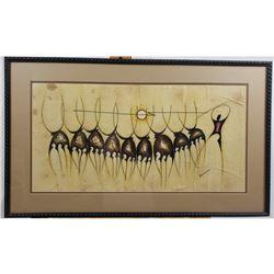 African Tribal Art by Kiggundo G