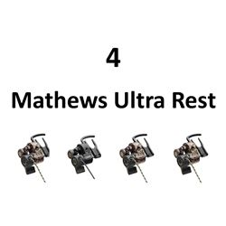 4 x Mathews Ultra Rest