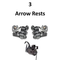3 x Arrow Rests