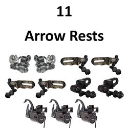 11 x Arrow Rests