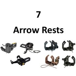 7 x Arrow Rests
