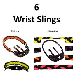 6 x Blacks Creek Wrist Slings