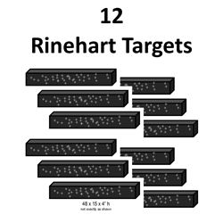 "12 x Rinehart 48"" Brickwall"