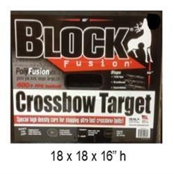 1 x Block Crossbow Target