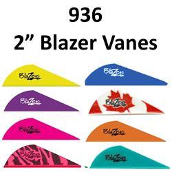 "26 x 2"" Blazer Vanes 36/pk"