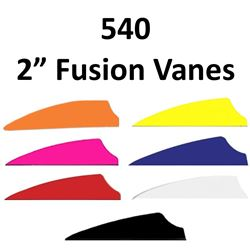 "15 x 2"" Fusion Vanes 36/pk"