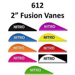 "17 x 2"" Fusion Vanes 36/pk"