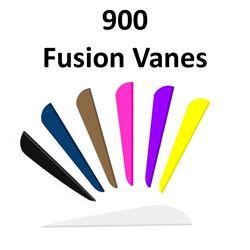 25 x Fusion Vanes 36/pk