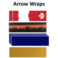 6 x Arrow Wraps