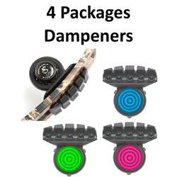 4 x Limb Dampeners
