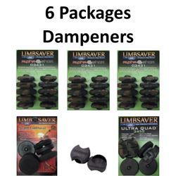 6 x Limb Dampeners