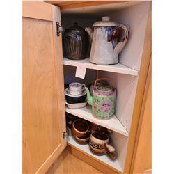 Tea pots and more
