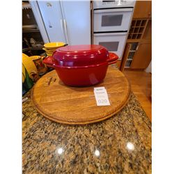 Le Creuset and more