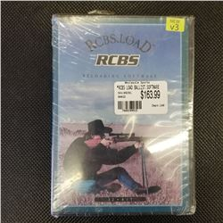 RCBS LOAD BALLISTIC SOFTWARE V3