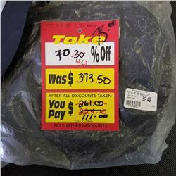 150FT NYLON WEB -BLACK