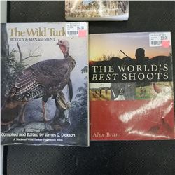 HUNTING BOOKS