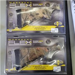 MOSSBERG MEDIUM STOCK 13.5 LOP MOSSY OAK