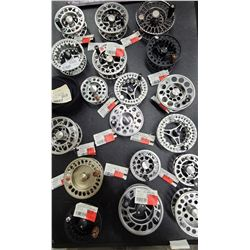 ASSORTED LOT OF SPOOLS QTY 18