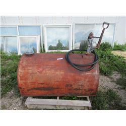 Fuel Slip Tank w Hand Pump