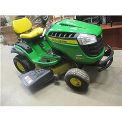 """JD 5340 Hydrostatic 18.5 HP 42"""" Cut R Mower New Condition - Only 35 True Hours"""